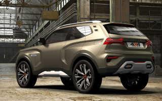 АвтоВАЗ планирует создать новый кроссовер