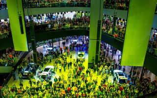 Все внедорожники Франкфуртского автосалона 2019 года