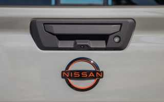 Ожидаемая премьера Nissan Frontier Cummins Concept на автосалоне в Чикаго 2014