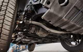 Как продиагностировать проблемы в подвеске автомобиля