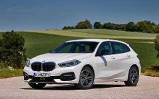 Вот так будет выглядеть переднеприводный седан BMW F52 1-Series [фото, технические характеристики]