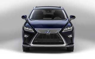 Ожидаемая премьера Toyota Camry Facelift на автосалоне в Нью-Йорке 2015