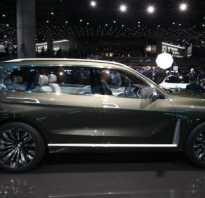 Какие внедорожники выглядят лучше, чем BMW X7