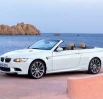 BMW M3 (2007- наст. вр.)