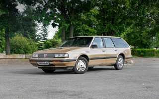 Краш-тесты Oldsmobile Cutlass